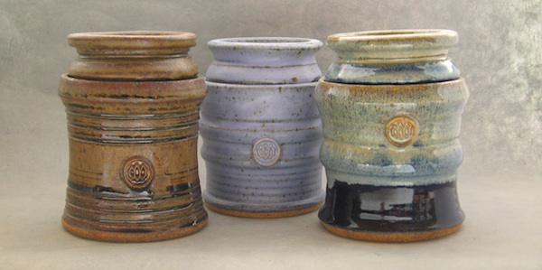 pottery butter keepers stoneware butter bells