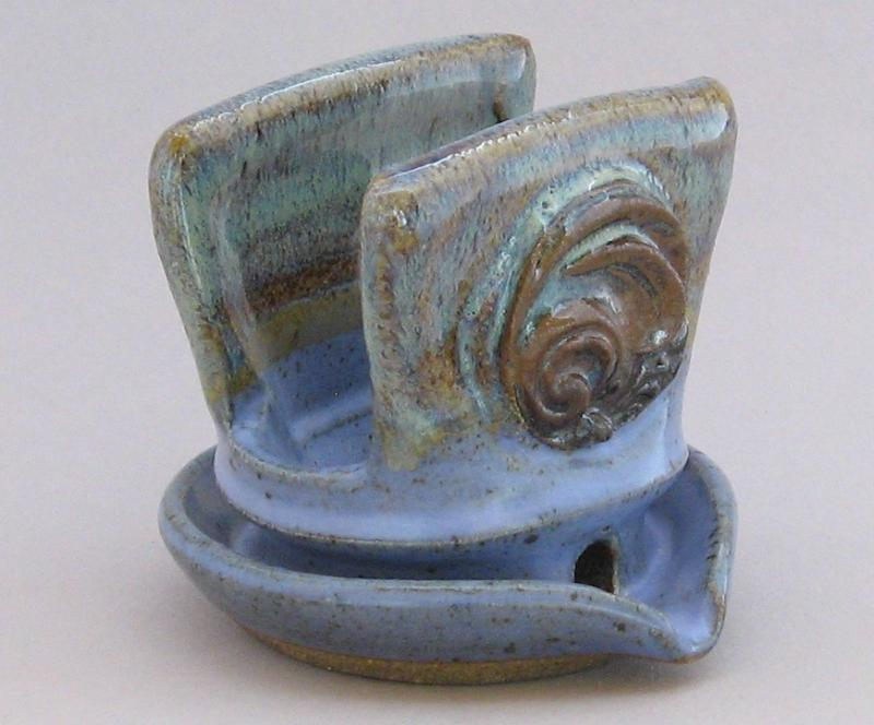 ceramic sponge holder soap holder
